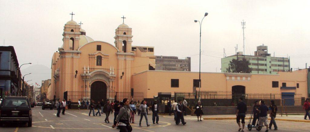 Монастырь Санта-Роса-де-Лима