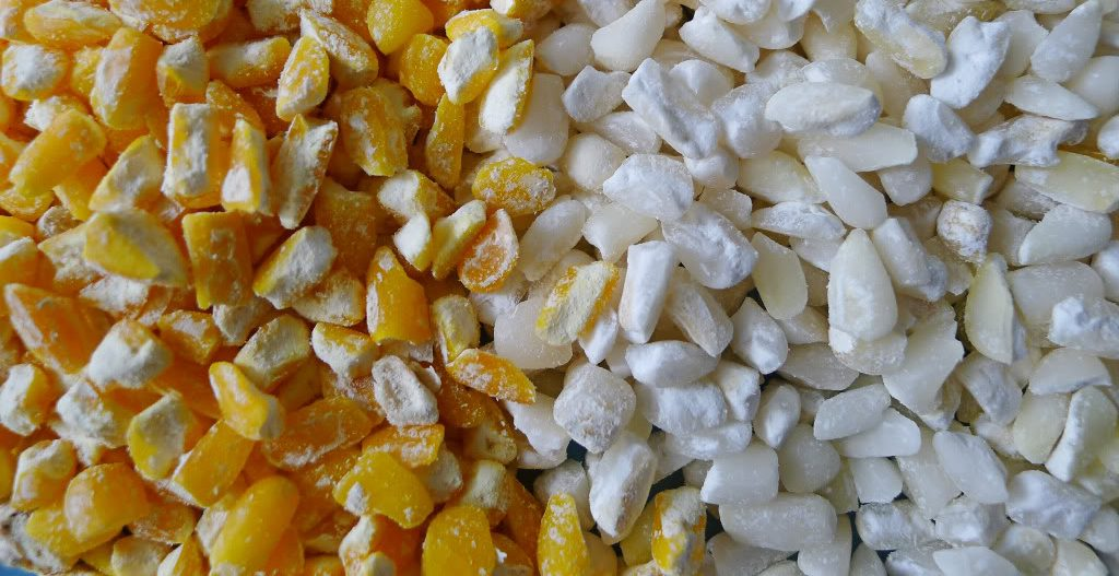 кукурузные початки чуалес