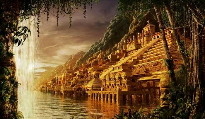 Мексиканский фольклор: легенды о золоте из штата Веракрус