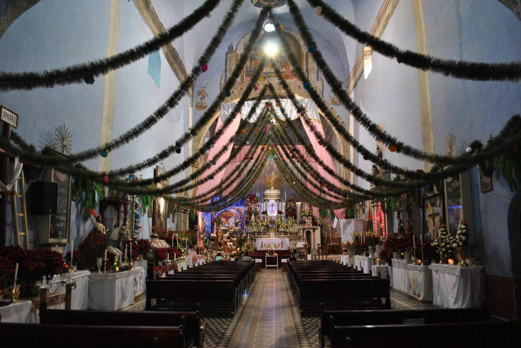 Бывший монастырь Святого евангелиста Матвея, Атлатлаукан