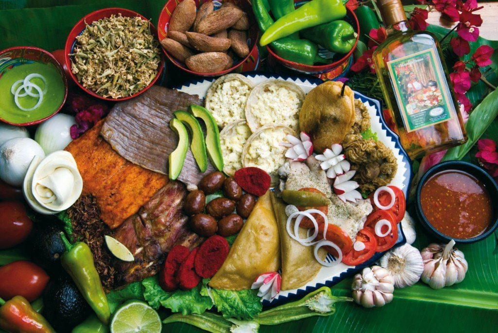 кухня штата морелос, мексика
