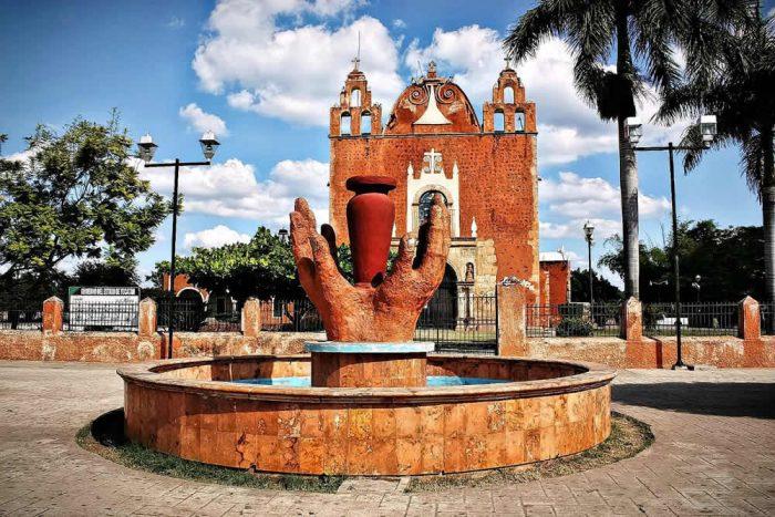 Путешествие по Мексике: Тикуль - жемчужина Юга