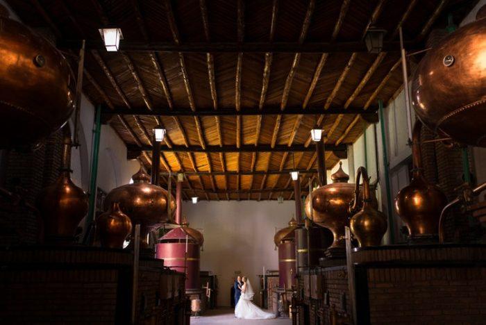 Свадьба в Сан-Лоренцо ,Паррас-де-ла-Фуэнте
