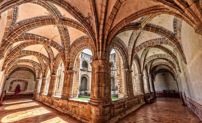 Тлайкапан, монастырь Сан-Хуан-Баутиста