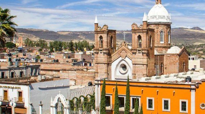 Путешествие по Мексике: Ночистлан – «волшебный» город Сакатекаса