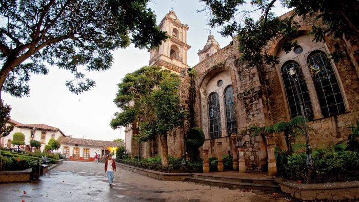 Путешествие по Мексике: «волшебный» город Тлайакапан