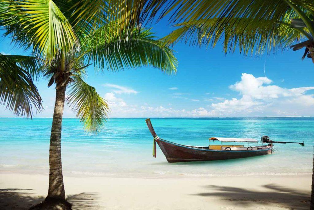 побережье в Доминикане