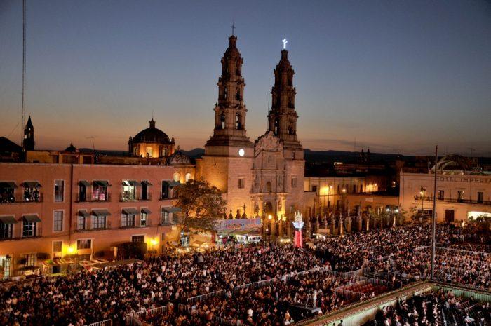 фестиваль Сан Маркос