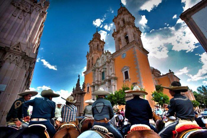 Путешествие по Мексике: Херес – «волшебный» город