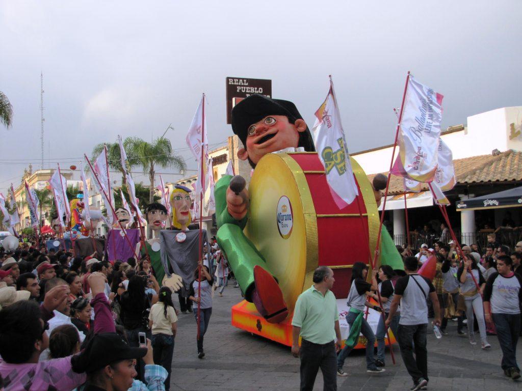 Первый подобный фестиваль был проведен в Агуаскальентес в 1828 году