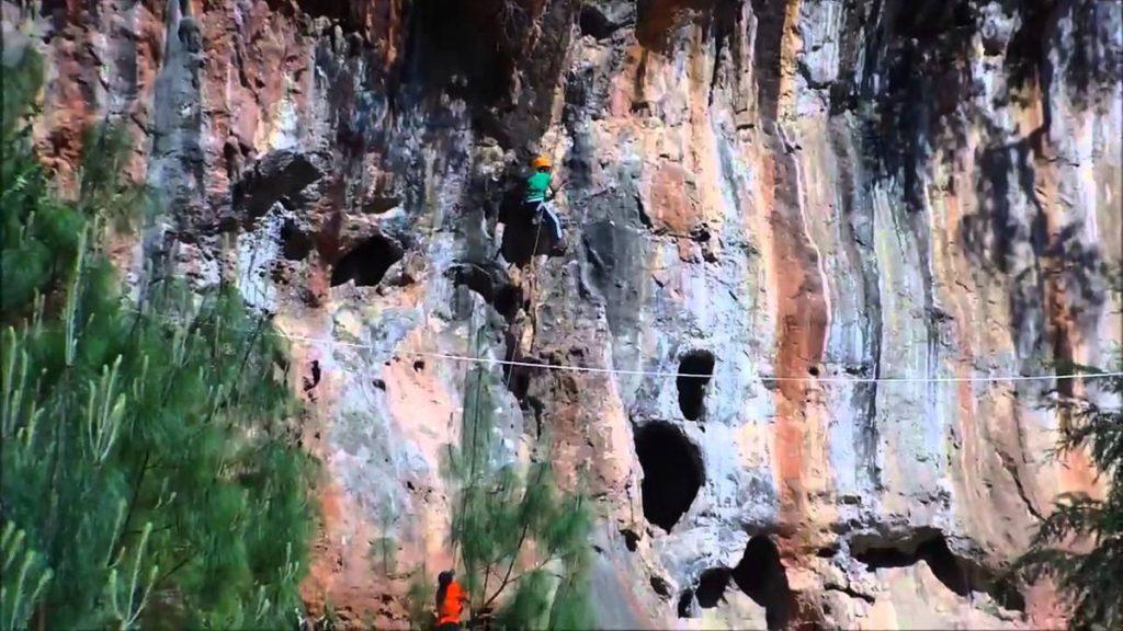пещеры Куэвас-дель-Арройо, Капулальпам-де-Мендес, штат Оахака, Мексика