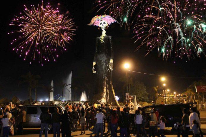 Фестиваль Сан-Маркос в городе Агуаскальентес