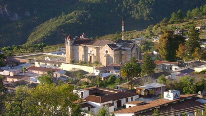 Путешествие по Мексике: Капулальпам-де-Мендес – «волшебный» город