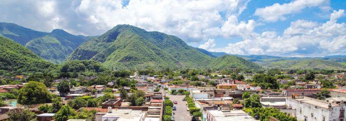 Путешествие по Мексике: Хала – «волшебный» город