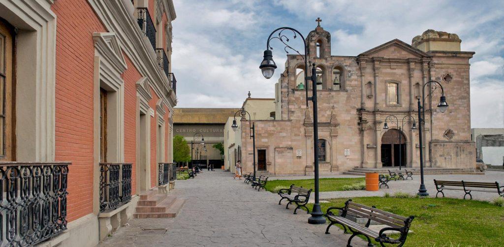 Вилья-де-Сан-Фелипе-де-Линарес, центр города