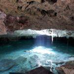 Пещерное озеро Юкатана