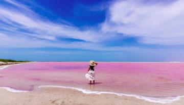 Эк Балам + Розовые Озёра + Вальядолид