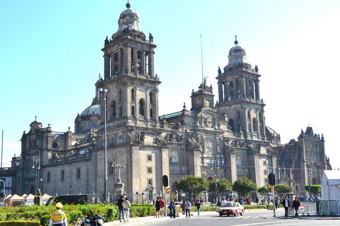 Обзорная экскурсия по Мехико сити