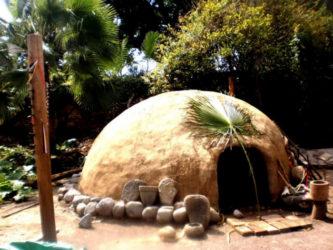 Баня Темаскаль в Мексике