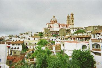 Экскурсия в Куэрнавака и Таско