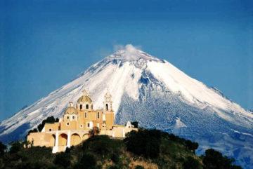 Экскурсия в Пуэбла и к пирамиде Чолула