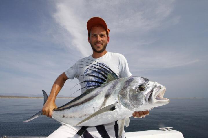 Глубоководная рыбалка в Мексике