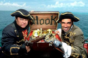 Пиратская вечеринка Капитан Крюк