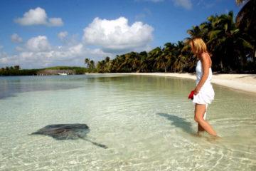 Райские острова (Контой и остров Женщин)