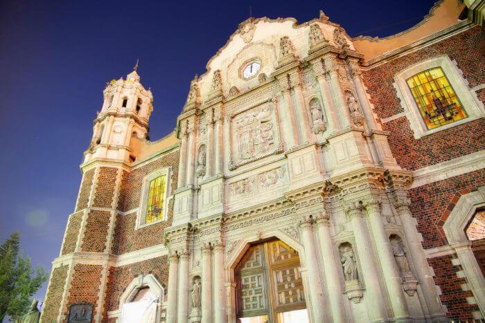 Экскурсия в Теотиуакан и Базилика Девы Марии Гваделупской
