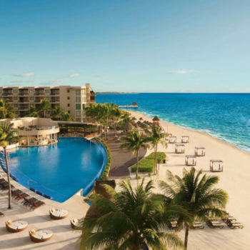 Dreams Riviera Cancun Resort & Spa 5* (Дримс Ривьера Канкун Резорт 5 звезд)