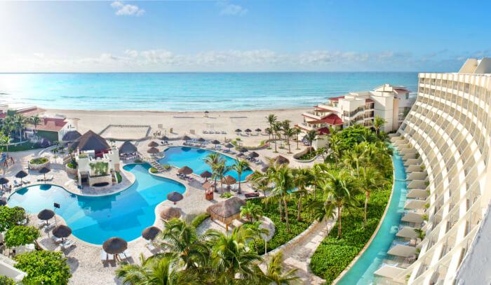 Отзыв об отеле Park Royal Cancun 4* 30.11.16