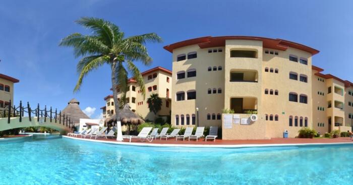 Отзыв об отеле Cancun Clipper Club от 19.05.2016