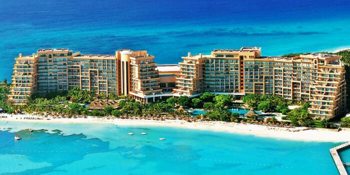 Отзыв об отеле Fiesta Americana Condesa Cancun All Inclusive Hotel 5*