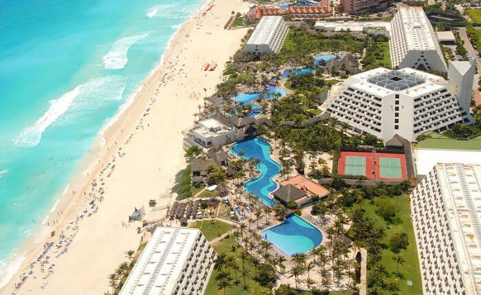 Отзыв об отеле Grand Oasis Cancun 18.03.16