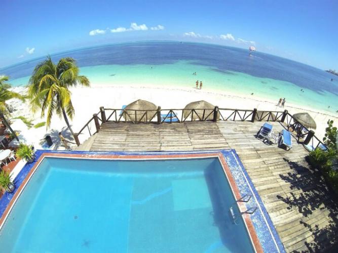 Отзыв об отеле Maya Caribe от 13.04.16