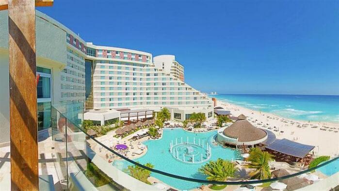Отзыв об отеле ME Cancun by Melia 5*
