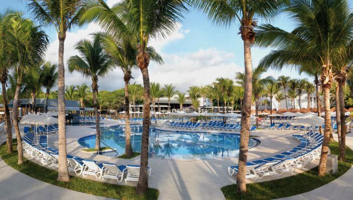 Riu Yucatan 5* (Риу Юкатан 5 звезд)