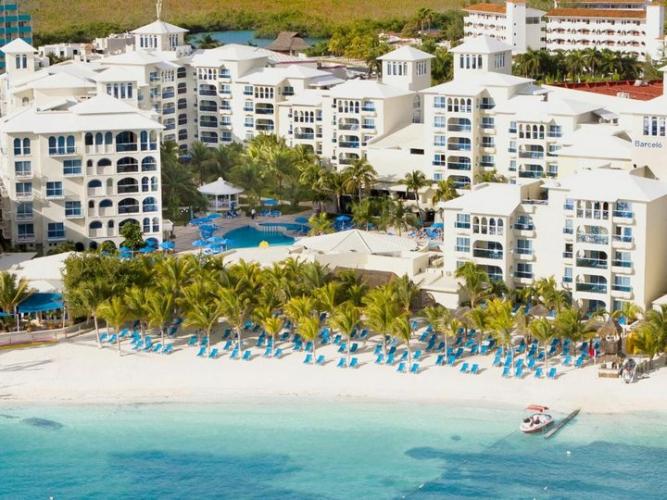 Occidental Costa Cancun 4* (Осиденталь Коста Канкун 4 звезды)