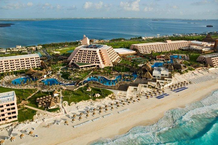 Grand Oasis Cancun 5* (Гранд Оазис Канкун 5 звезд)