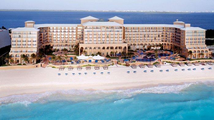 The Ritz-Carlton Cancun 5* (Ритц Карлтон Канкун пять звезд)
