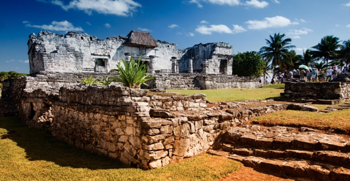 Экскурсия в руины Тулума и майянский ритуал Темаскаль