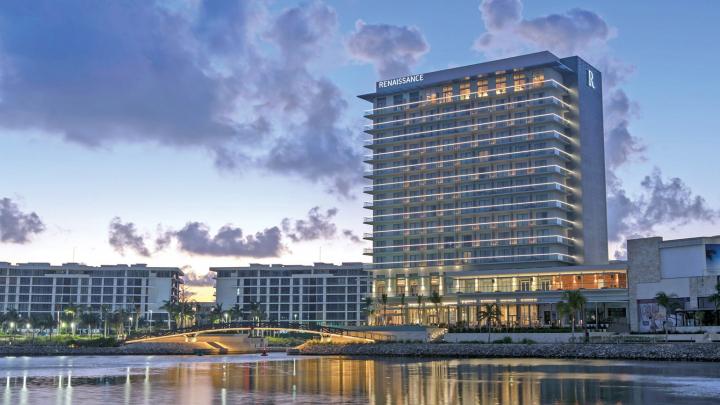 Renaissance Cancun Resort & Marina 4* (Ренисанс Канкун Ресорт и Марина 4 звезды)